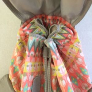 Claire's Bags - MOVING! MUST GO! aztec tribal backpack