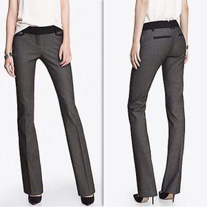 Express Pants - Express grey and black columnist pants