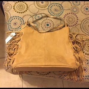 ShuShop Handbags - Purse with fringe