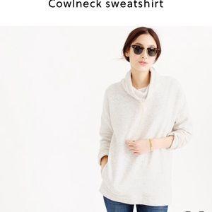 J. Crew Sweaters - J. Crew cowl neck sweatshirt