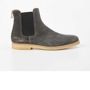 Common Projects Other - Common Projects Suede Chelsea Boots (men's).