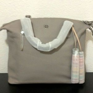 4cf710938c1 Tory Burch Bags - Tory Burch Multi-Color Small Slouchy Satchel Bag