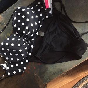Victoria's Secret Polka Dot Bikini