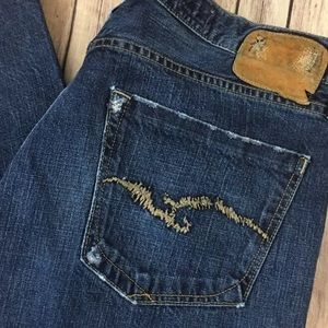 Goldsign Other - Goldsign Jeans Spirit Relaxed Straight 38x35 Long