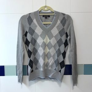 BROOKS BROTHERS Fitted Sweater
