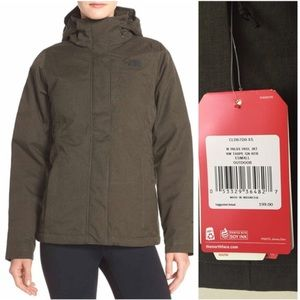 North Face Jackets & Blazers - THE NORTH FACE OLIVE GREEN WINTER/SKI JACKET/COAT