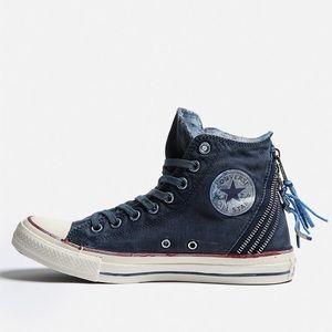 Converse Shoes - CONVERSE BLUE WOMENS SHOES