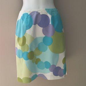 Talbots Dresses & Skirts - Talbots Petite dots skirt. Size 2