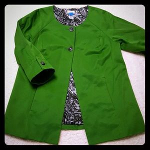 Green Jacket/Blazer