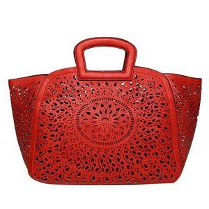 Melie Bianco Handbags - Nancy Handbag - Melie Bianco Summer 2017