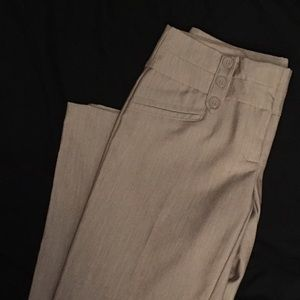 Joe B  Pants - Tan business pants