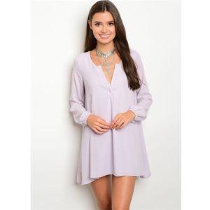 ASOS Dresses & Skirts - New Easter lavender tunic dress