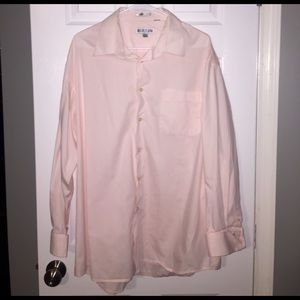 Gianfranco Ruffini Other - Gianfranco Ruffini Italy Pale Pink Dress Shirt