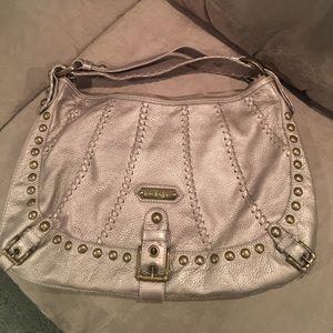 Isabella Fiore Handbags - Pewter/gold hardware bag