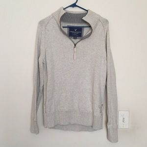 American Eagle Outfitters Other - Mens American Eagle Half Zip Sweater Size Large