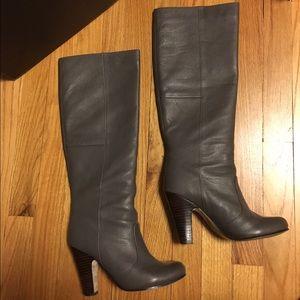 Dolce Vita Wendell Grigio Gatsby Leather boot 7