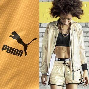 Puma Shorts Gold