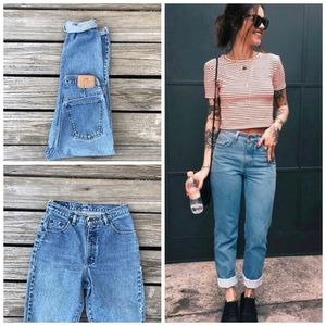CLOSET VACATION! Vintage Denim Jeans