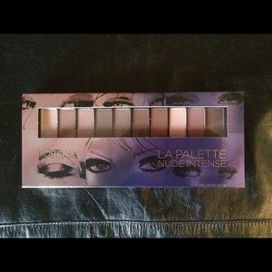 L'Oreal Other - 🎨 L'Oreal LaPalette Nude Intense Eyeshadow