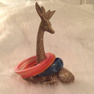 Vintage Other - Vintage Giraffe (Bracelet Holder)