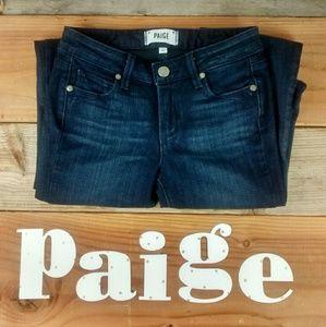 Paige Jeans Denim - Paige Bootcut Manhattan Jeans Size 24