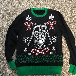 Star Wars Other - NWOT Star Wars size medium Christmas sweater
