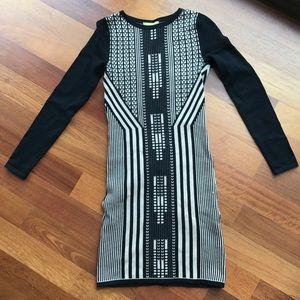 Tight Sweater Dress