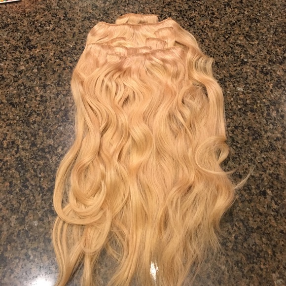 Bombay Hair Accessories One Hour Sale Bombay Blonde Hair