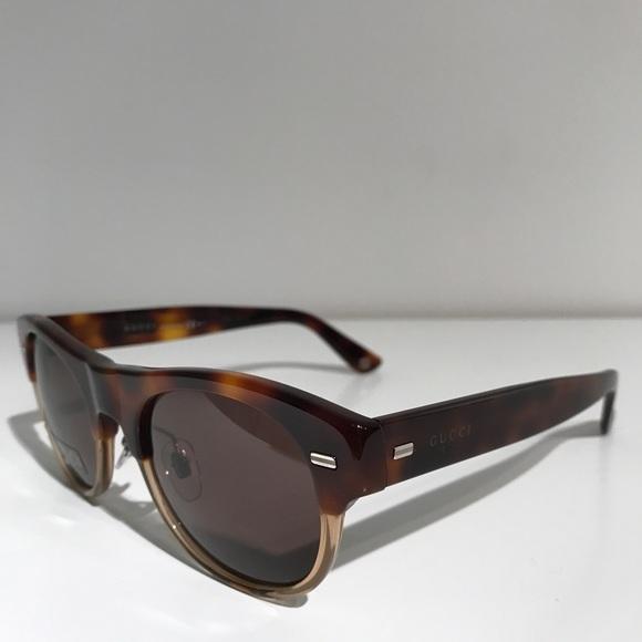 gucci 2017 sunglasses. gucci accessories - 2017 men\u0027s sunglasses brown