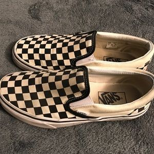 f14dbafb7d8e35 Vans Vans Poshmark Spicoli Shoes Shoes Checkered q0BdPBw
