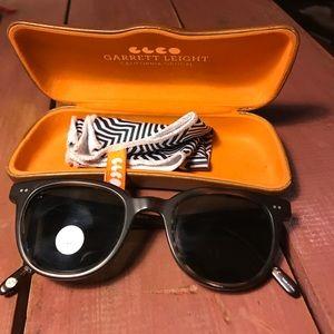 Garrett Leight Other - Garrett alright Men's Angelus Brown Sunglasses