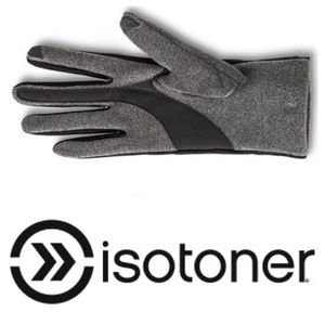 Isotoner Accessories - 🛍Impressions by Isotoner Grey Women's Gloves🛍