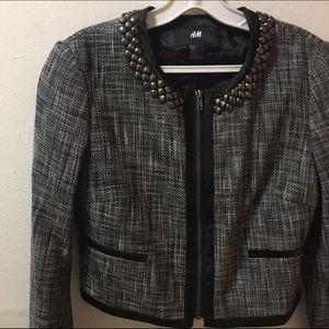 H&M Jackets & Blazers - Cropped Jacket