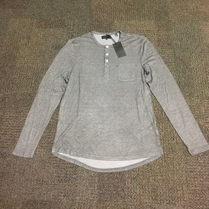Five Four Other - Super comfortable grey long sleeve t! NWT!!!!!