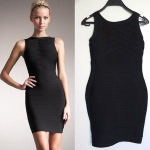 Dresses & Skirts - Back-Cutout Reversible Bandage Stretch Dress