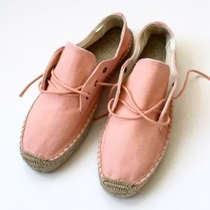 Soludos Shoes - Soludos Canvas Lace -Up Espadrilles, Nordstroms❤