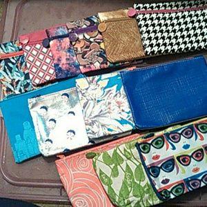Handbags - Ipsy makeup bags