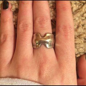 Vintage Jewelry - RLM Studio Artful Silver Ring