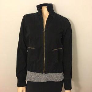 Rubbish Jackets & Blazers - Nordstrom's Black Rubbish Bomber Jacket