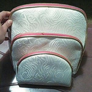 Handbags - Makeup bag set