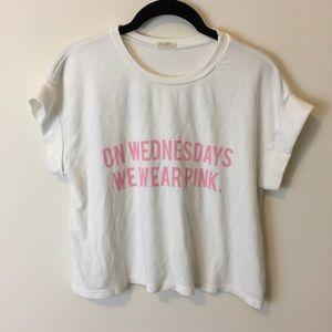 Brandy Melville Tops - John Galt Brandy Melville Graphic Shirt Top