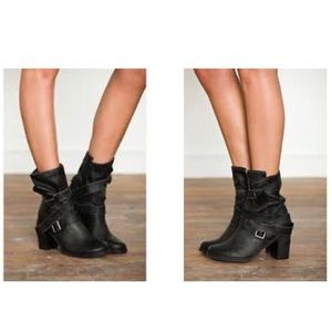 25% off Jeffrey Campbell Shoes - Jeffrey Campbell Muskrat Bootie ...