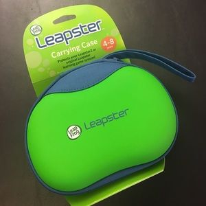 LEAP FROG Leapster Original/2 Game Carrying Case