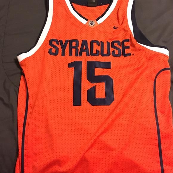 promo code 738e6 bdbf0 Carmelo anthony Syracuse jersey