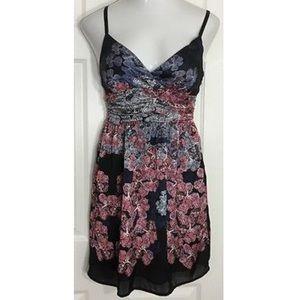 Imaginary Voyage Dresses & Skirts - Imaginary Voyage Floral Spaghetti Strap Dress