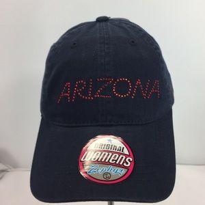 Zephyr Accessories - University of Arizona women's bling hat by Zephyr
