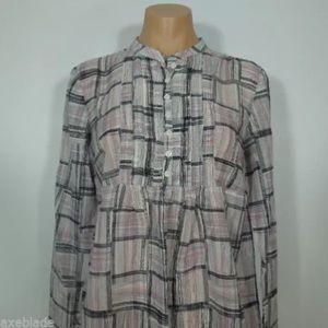 Gap maternity blouse size small