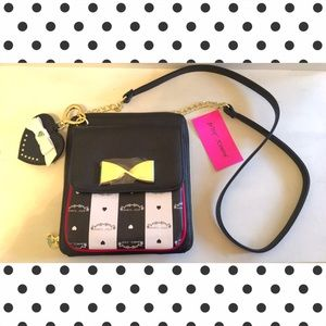 NWT Betsey Johnson Purse Wallet