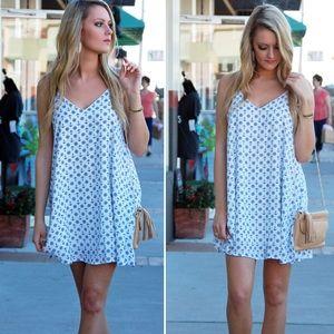 Peach Love California Dresses & Skirts - Small Nautical Dress