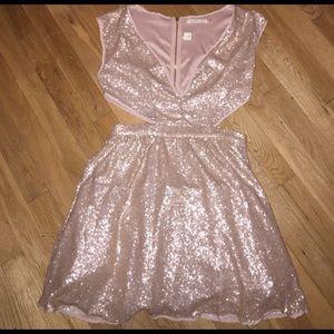 Mustard Seed Dresses & Skirts - NWT Mustard Seed sequin dress